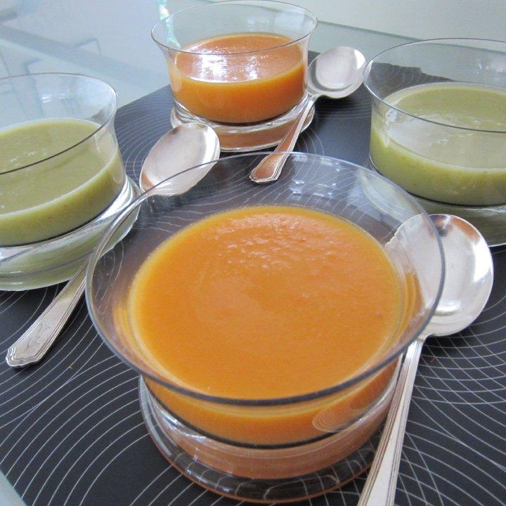 Reţete de supă cremă de legume