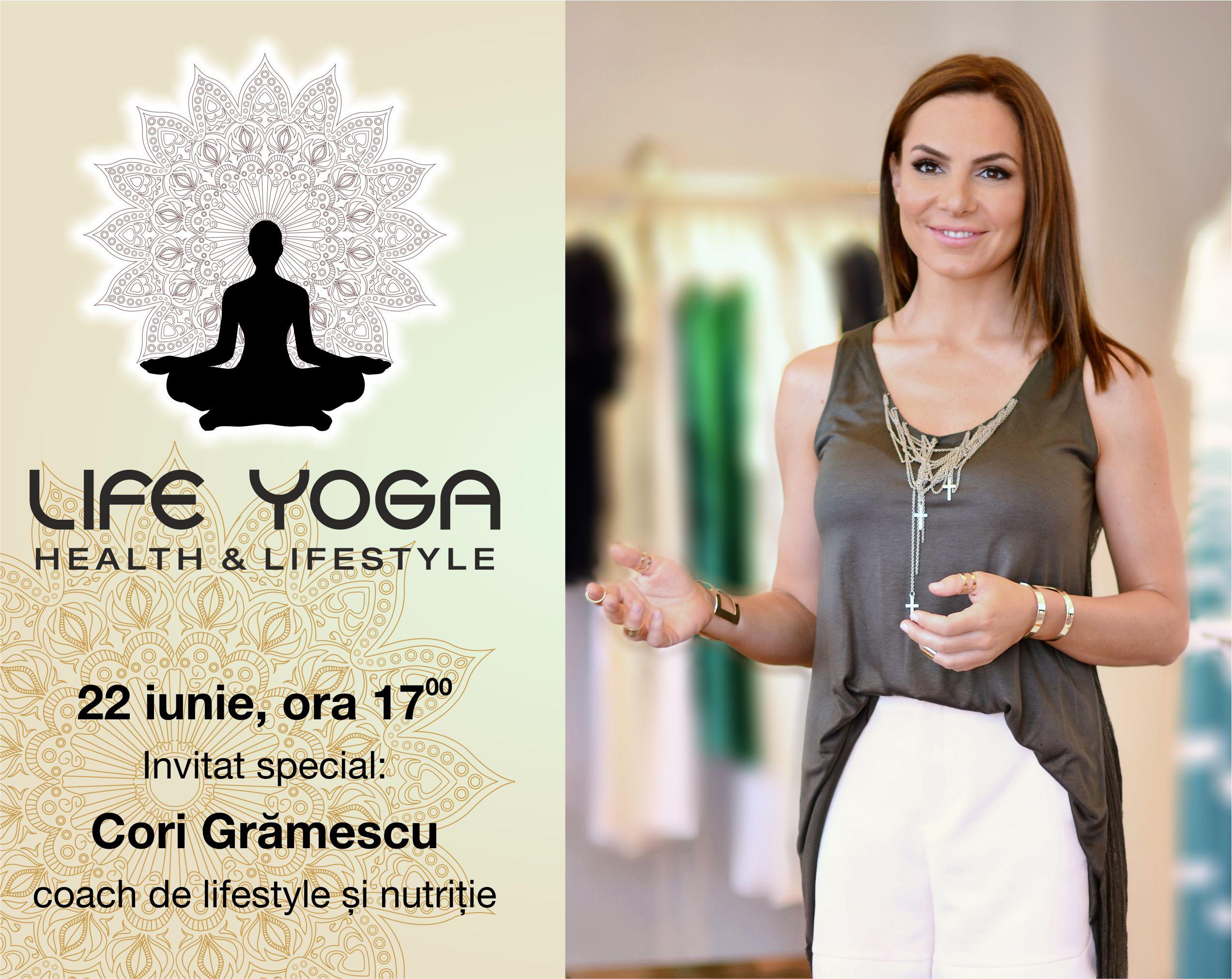 Life Yoga Center Ploiești, pentru o comunitate sănătoasă și armonioasă