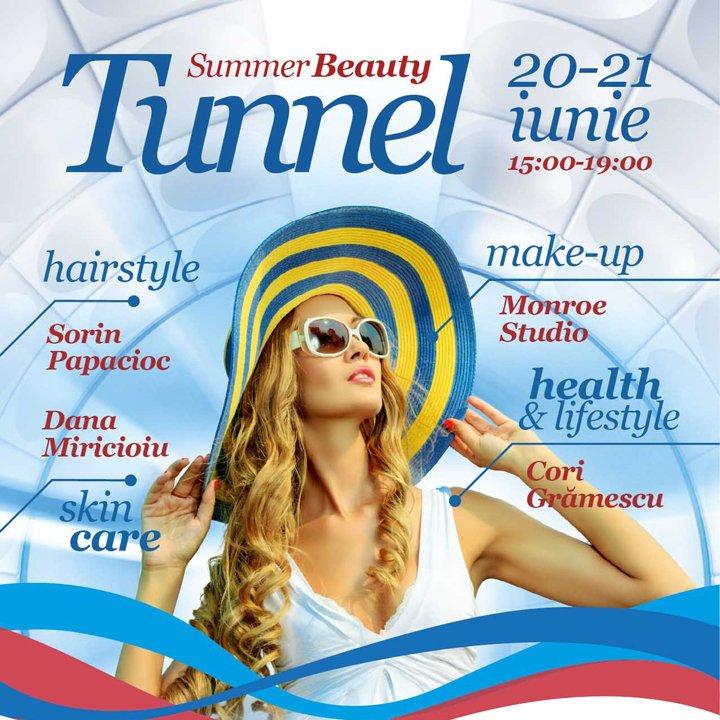 În weekend vă aştept la Summer Beauty Tunnel în Plaza România!