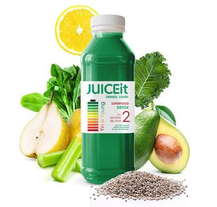Juiceit Yin & Young Detox 2