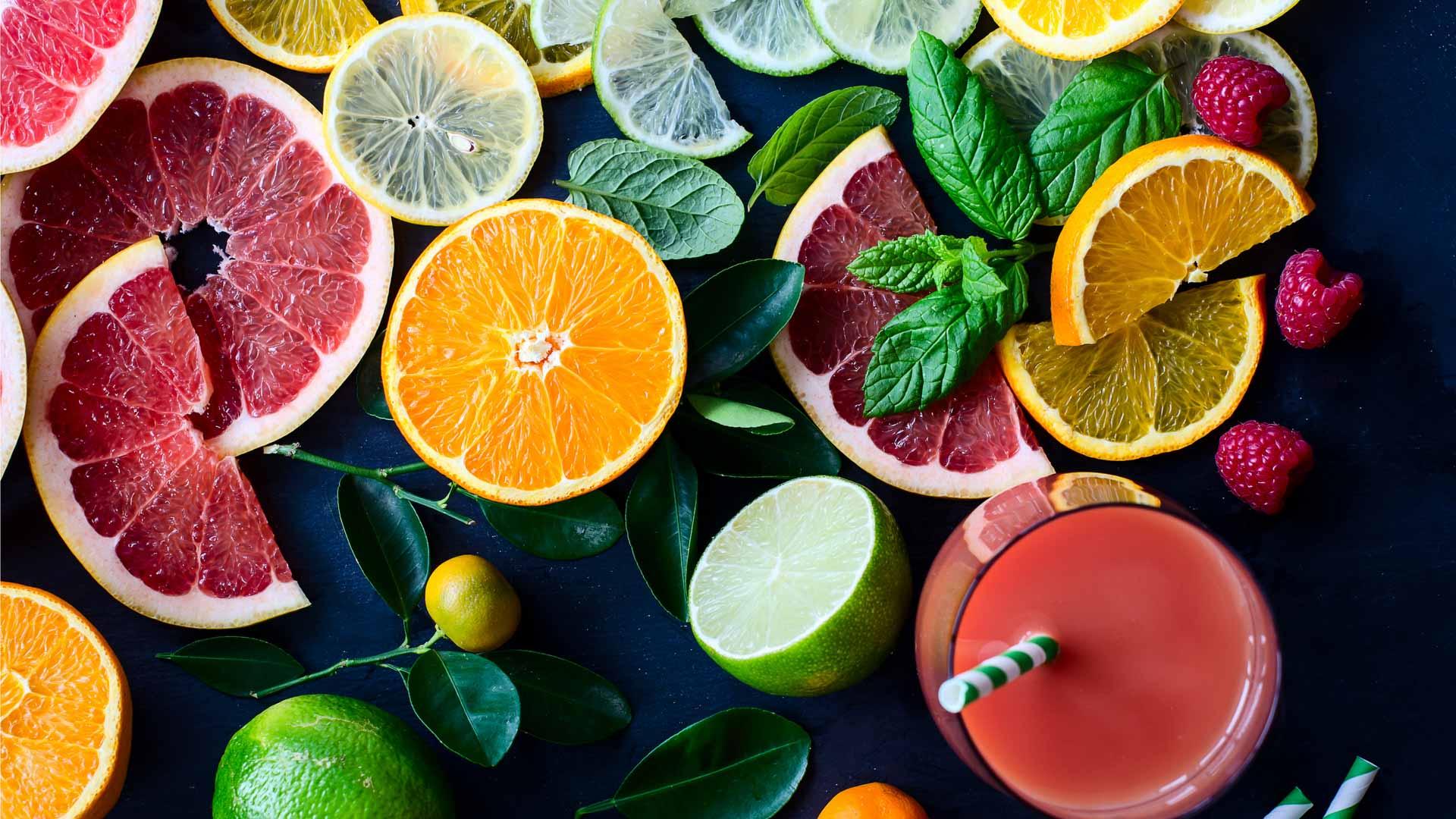 vitamine fructe citrice