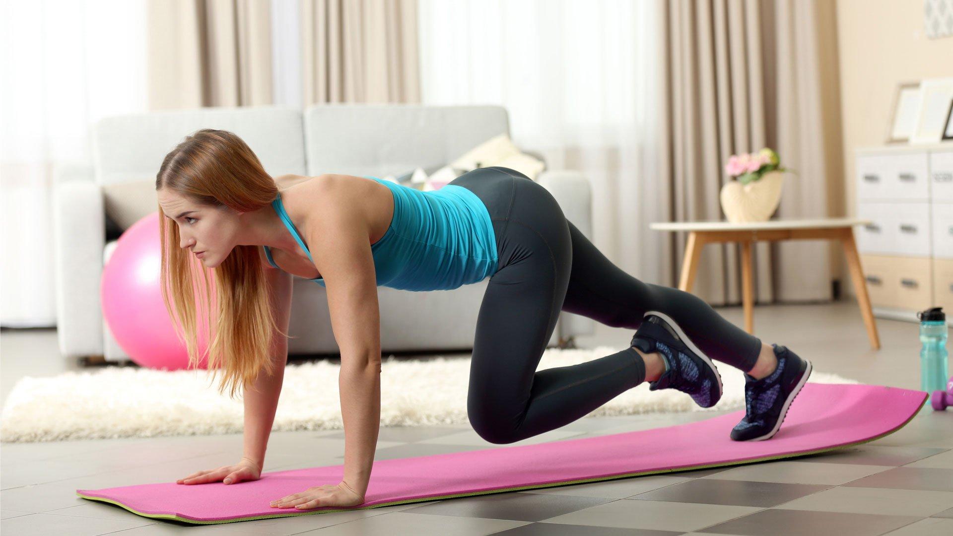 exercitii cand nu ajungi la sala