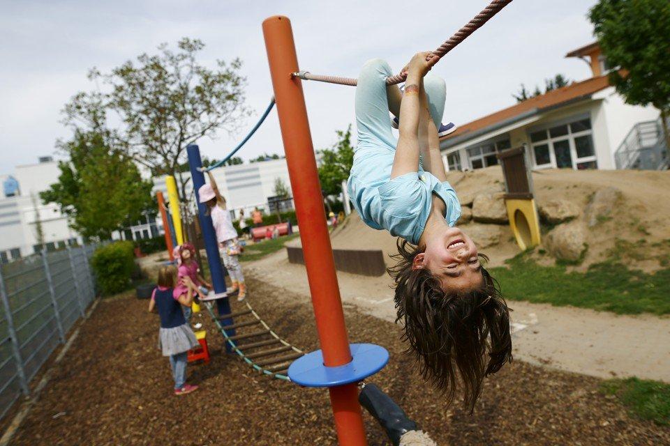 """Guvernul finlandez: """"Copiii au nevoie de 3 ore de mișcare pe zi"""""""