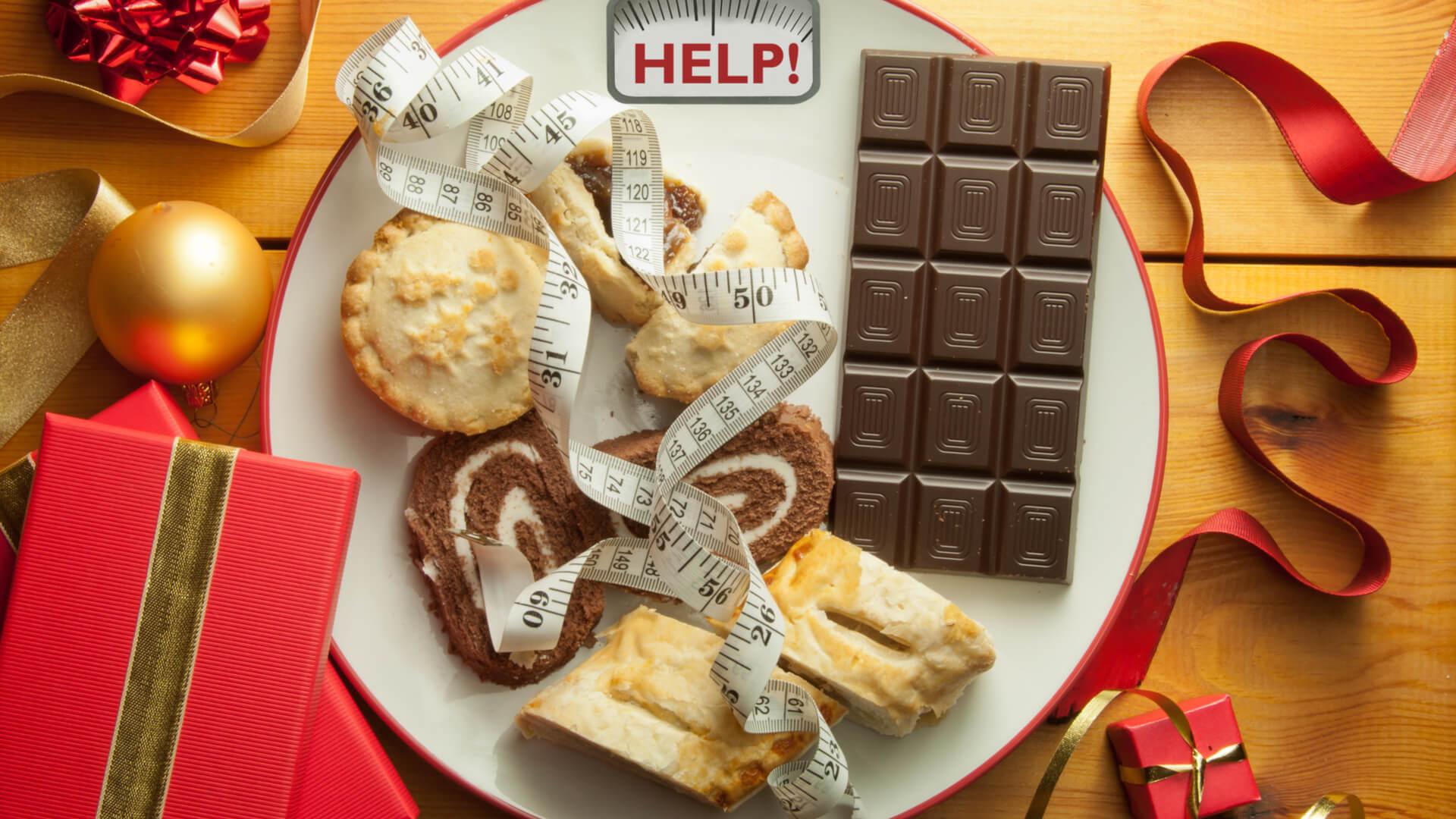 Slabire rapida dupa exces de dulciuri