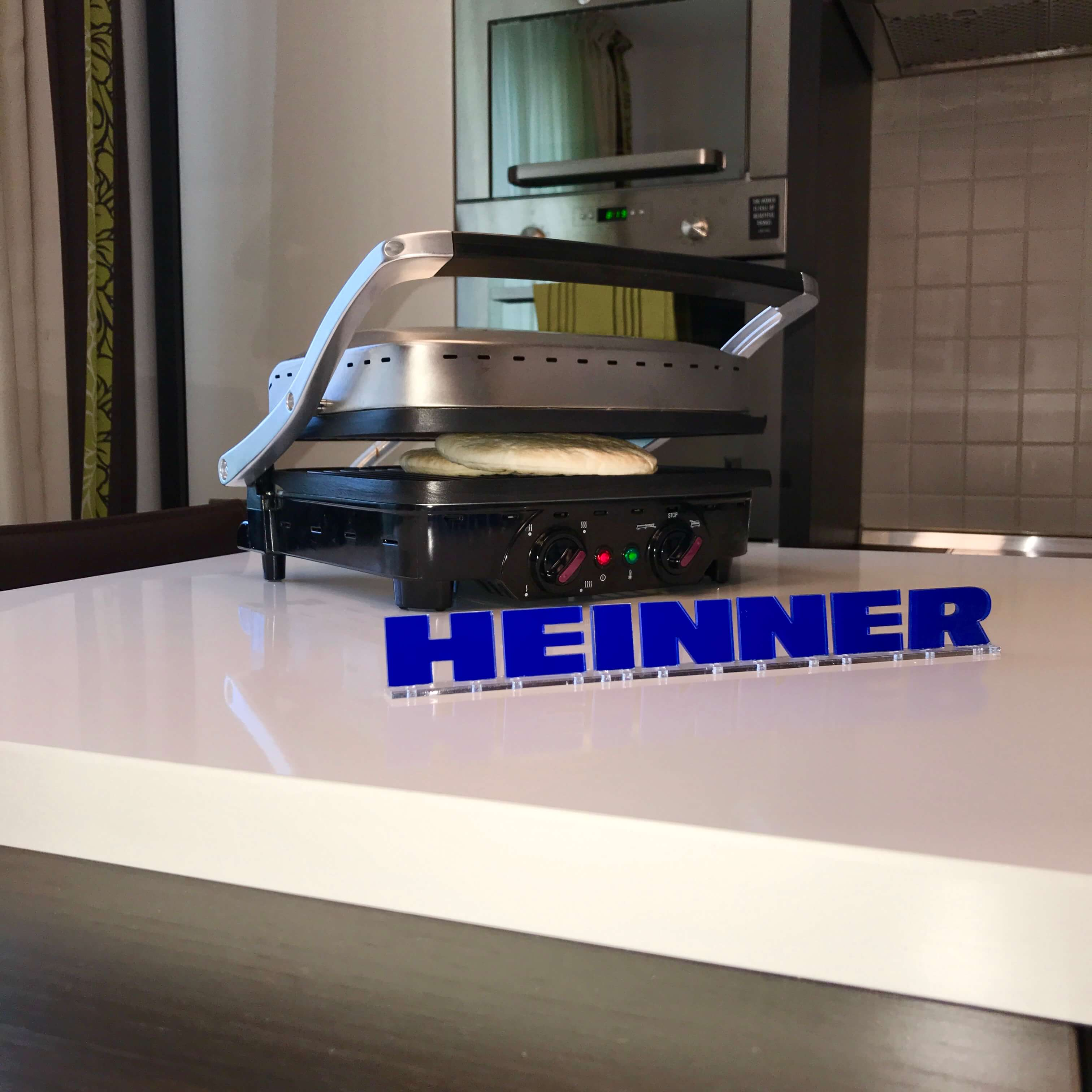 Retete pentru gratarul electric Heinner 5