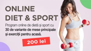 Online diet and sport 1