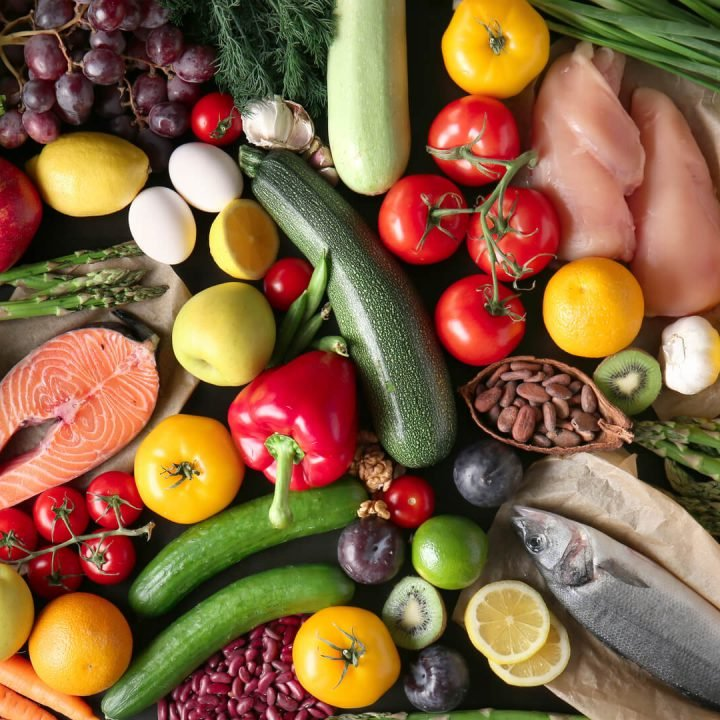 Alimentatia este cheia catre un stil de viata sanatos